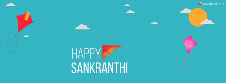#NSG #Designs wishes you #Happy #Makar #Sankranti #Pongal #Kites #Festival  #nani #shiva #goud