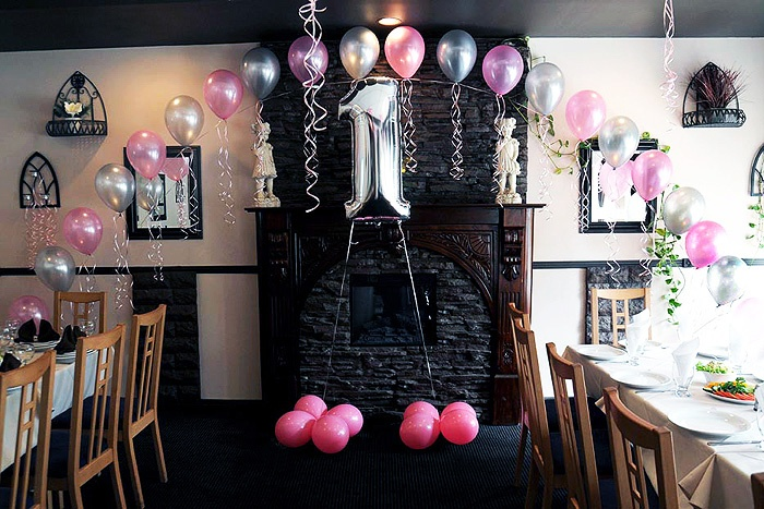 Another Possible Head Table Idea 50th Birthday Party