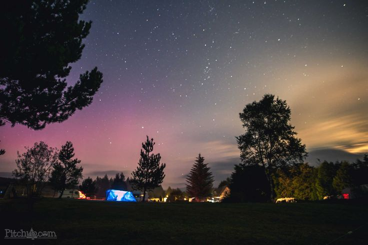 Glentrool Camping and Caravan Site, Newton Stewart, Dumfries and Galloway - Pitchup.com