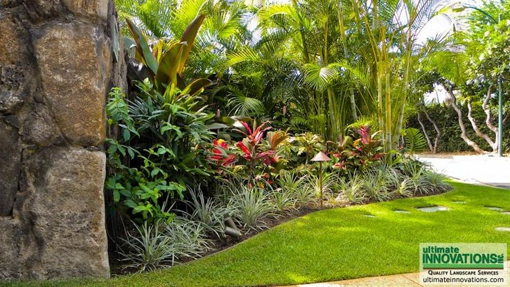 ideas hawaiian landscaping