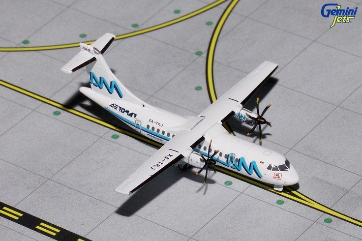 GeminiJets 1:400 Aeromar ATR 42
