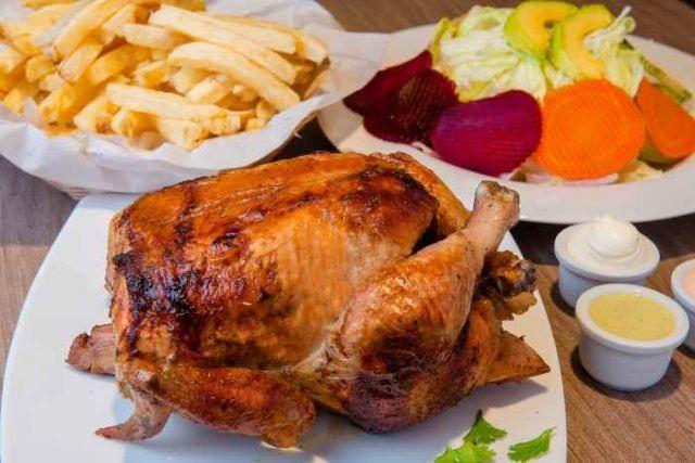 Pollo A La Brasa Receta Casera Jamea Perú 2021 Recipe Peruvian Recipes Food Yummy Food