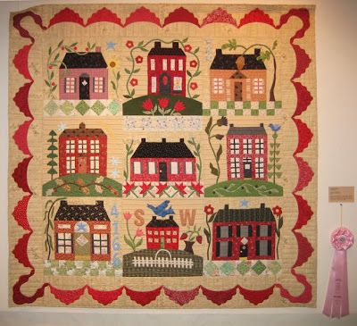 74 Best Images About Houses From Scraps On Pinterest Free Pattern Quilt And Sweet Home