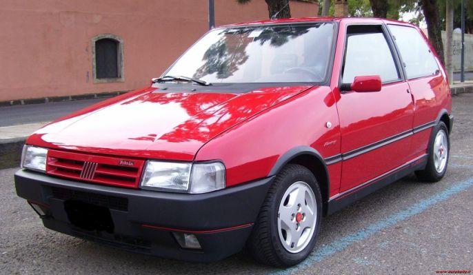 Fiat Uno Turbo I E Classic Cars Voiture