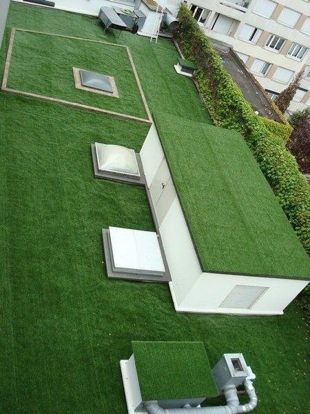 15 pingles gazon artificiel incontournables am nagement paysager de cour terrasse et cour de. Black Bedroom Furniture Sets. Home Design Ideas
