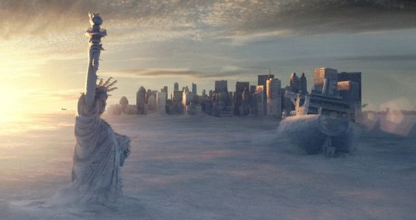 Awesome disaster movies: The Day After Tomorrow