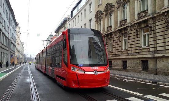A luglio il via alla metro leggera di Bratislava per il quartiere di Petrzalka