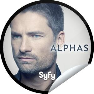 "Cameron Hicks -Alphas -""The Devil Will Drag U Under"" #Syfy"
