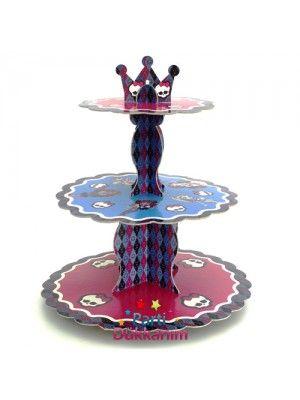 Monster High Kek Standı 3 Katlı