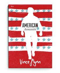 Vince Flynn Book Cover