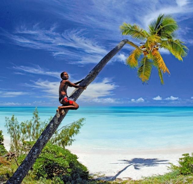 Ouvea - Nouvelle Calédonie