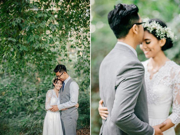 Romantic Forest Wedding at Kareumbi Masigit - Lilan Indra Wedding 047