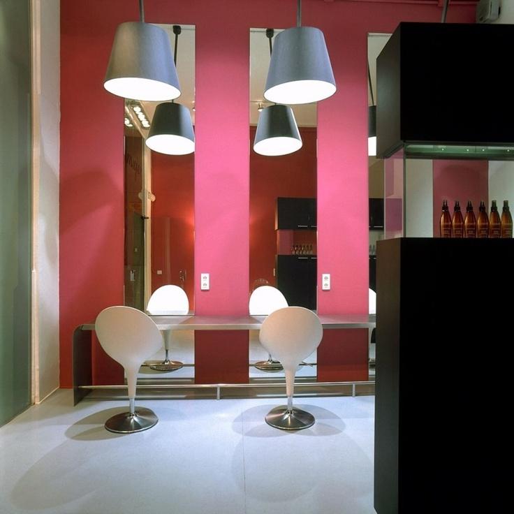 Salon interior design for A p beauty salon vancouver wa