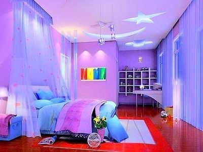 Nyan Cat Themed Bedroom!