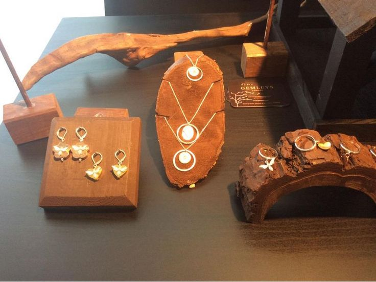 Spotted some fantastic new collections from Gemleys, stand Q49.