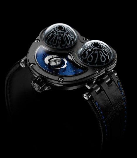 MB HM3 MoonMachine Watch