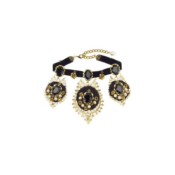 DOLCE GABBANA ❤ liked on Polyvore featuring jewelry, necklaces, accessories, collane, dolce&gabbana and dolce gabbana jewelry