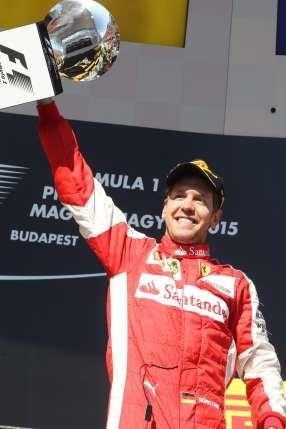 Clean-Ericsson will bring 1 point: Sebastian Vettel wins crazy Hungarian GP | view