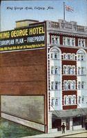 King George Hotel, Calgary - ca 1912