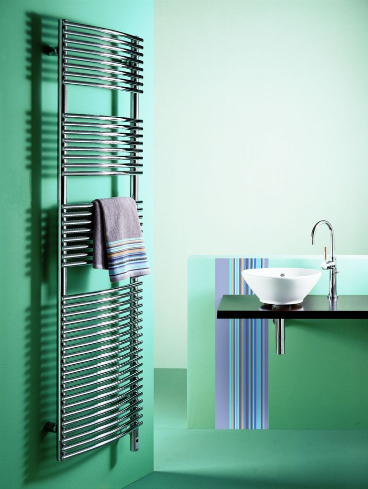 Electric towel rails warm towels and great
