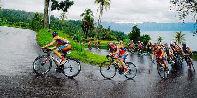 Tour de Singkarak 2016 Etape Enam Menyisakan 84 Pembalap