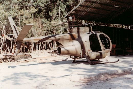 Vietnam Helicopter Pictures | Air America's Black Helicopter | Military Aviation | Air & Space ...