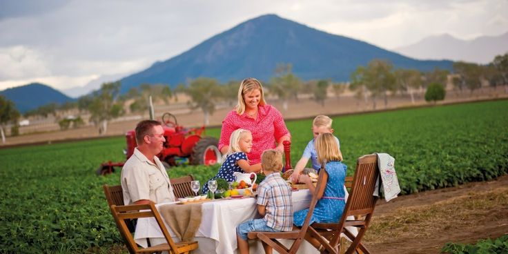 Scenic Rim Eat Local Week. Really want to go to this one year