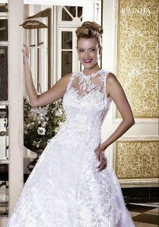 Empório dos Ternos e Noivas - Piabetá: Promoção Aluguel Vestido de Noiva