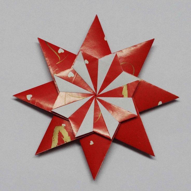 Origami,  Stern Franziska by Sam.Amalan., Designer : Carmen Sprung