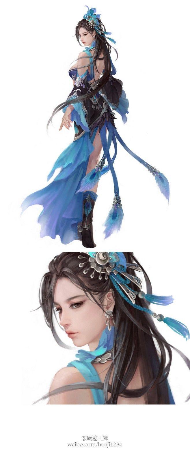 OriginalSheng colección original de la pintura al juego CG (F) (Figura 467) _ juego de pétalos