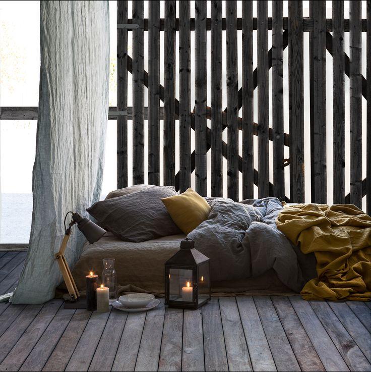 Dekbedovertrekken in linnen verkrijgbaar in verschillende for Massenhoven top interieur