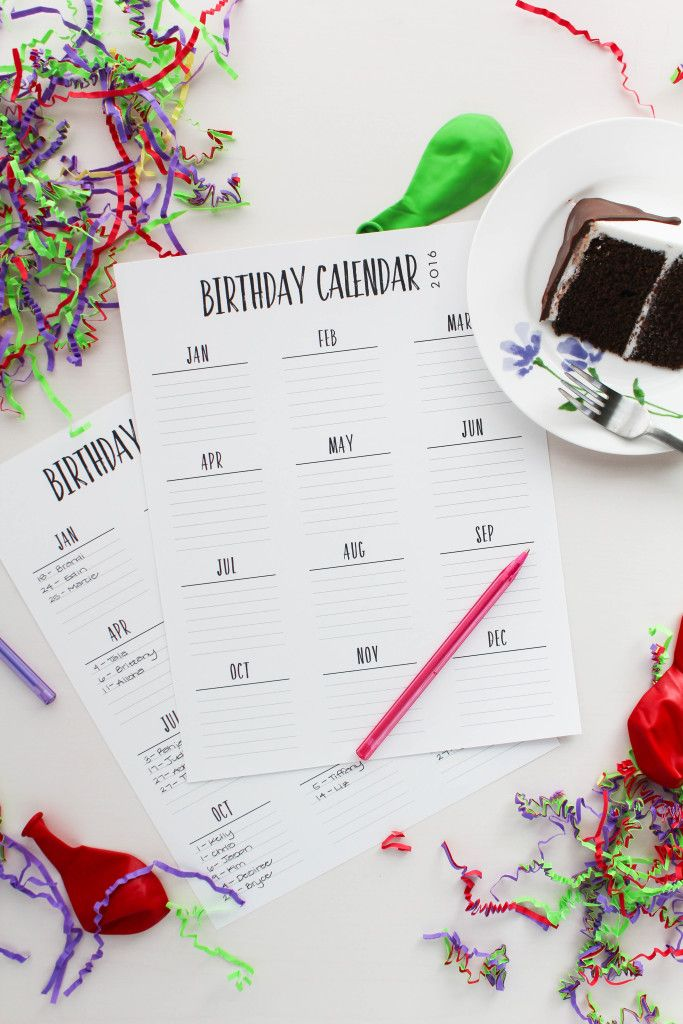 Top 25+ Best Birthday Calendar Classroom Ideas On Pinterest