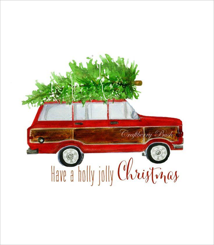 Kerst - Versiering - Free Printable - Craftberrybush