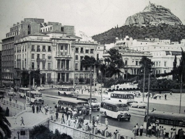 Syntagma Square...
