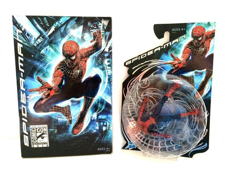 Spider-Man - Spider-Man SDCC 2011 Exclusive    Spider-Man www.detoyboys.nl