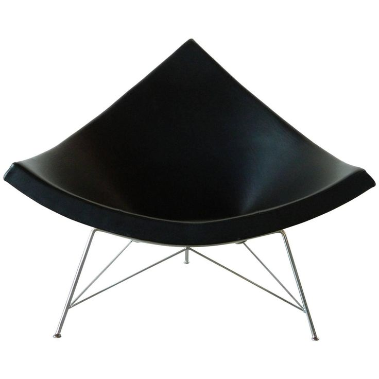 George Nelson Coconut Chair by Vitra Furniture | From a unique collection of antique and modern lounge chairs at https://www.1stdibs.com/furniture/seating/lounge-chairs/