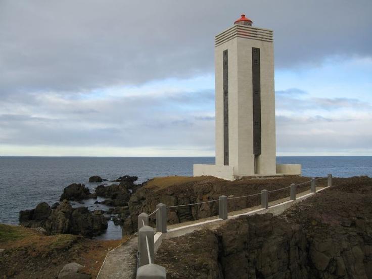 Bakkafjörður - iceland: Iceland Islandia, Lighthouses, Bakkafjörður, Landscapes