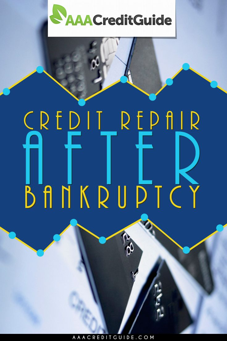 How to rebuild your credit after a