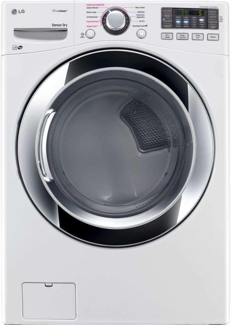 Lowest price on LG DLGX3371W Gas Dryers. Shop today!