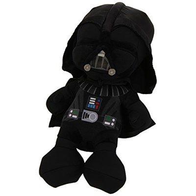 Chollo en Amazon España: Peluche Famosa Star Wars de Darth Vader por solo 5€ (un 50% de descuento sobre el precio de venta recomendado y precio mínimo histórico)