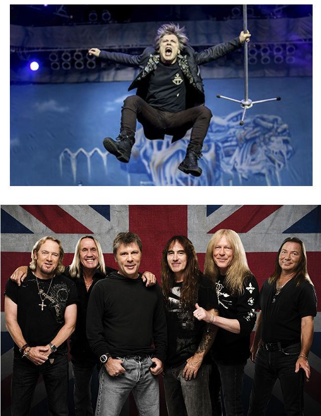 #Music #Piracy windfall!: Iron Maiden Uses it to plan & boost Concert Ticket Sales. #British metal outfit has teamed up with an analytic company (Musicmetric) to determine where its music is being pirated from -- and then plotting tour dates in the most lucrative areas. Partnering with the company showed the band that there was noted spike of traffic in South America.  #krew #Rock #IronMaiden
