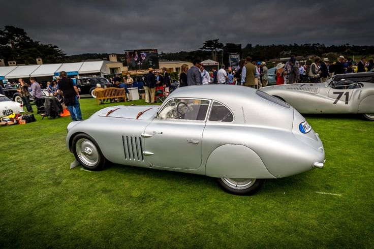 1939 BMW 328 Mille Miglia Touring Coupe restored by BMW Group Classic