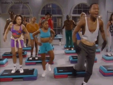 New trending GIF on Giphy. exercise martin martin lawrence working out aerobics. Follow Me CooliPhone6Case on Twitter Facebook Google Instagram LinkedIn Blogger Tumblr Youtube