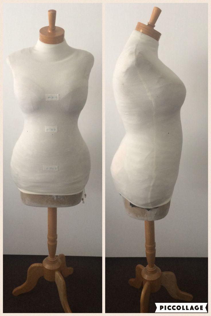 Customised dressmakers mannequin