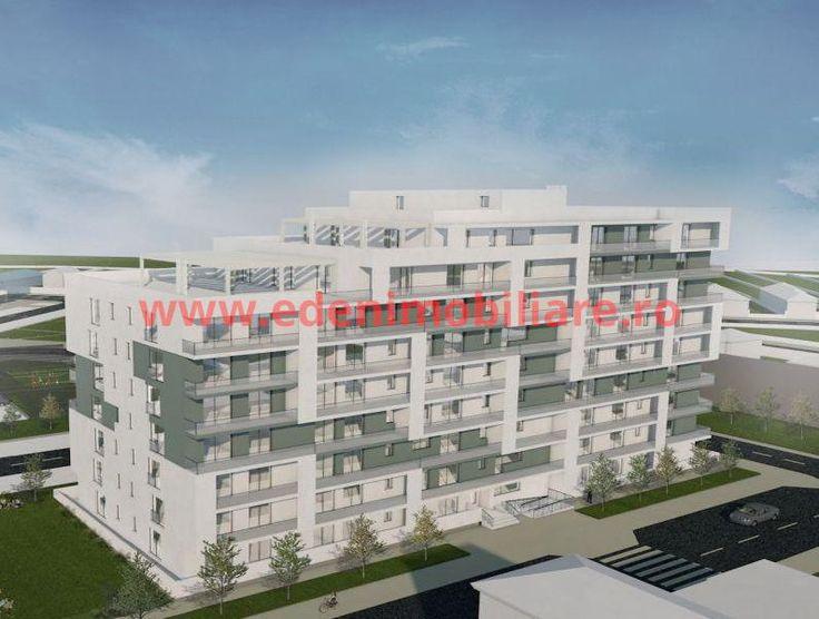 Apartament 2 camere in imobil nou Cluj-Napoca, zona Marasti