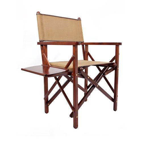 Campaign furniture from British Raj period, by J&R Guran