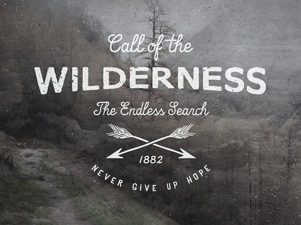 pinterest.com/fra411 #Logo Designs Inspired by the Great Outdoors