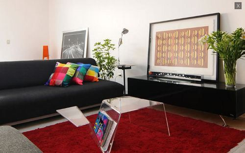 Noticias y tendencias como decorar la sala con alfombras - Alfombras para sala ...