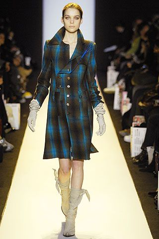 Alexandre Herchcovitch | Fall 2007 Ready-to-Wear Collection | Style.com