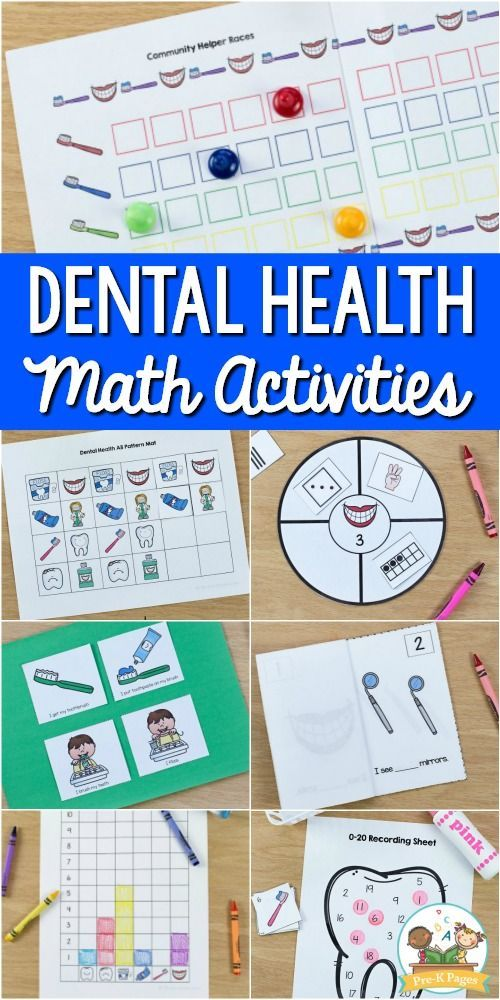 Di Macunu Boyama T Dental Health Pre School Ve Dental